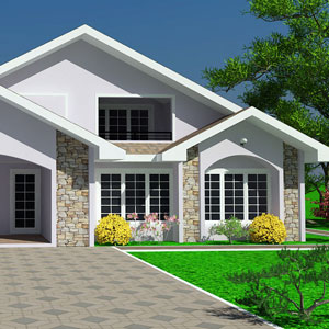 Information About House Plans Ghana