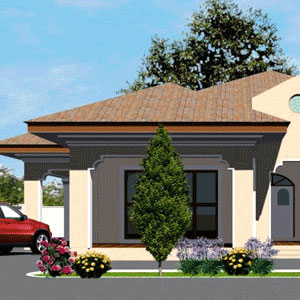 Information about house plans ghana for Home designs ghana