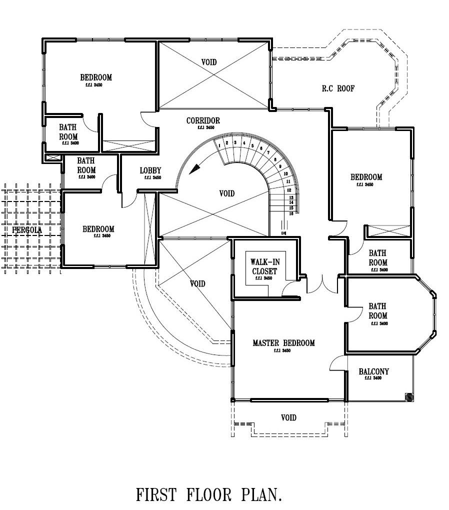 Ghana House Plans | Ghana House Designs | Ghana Architects | Ghana ...
